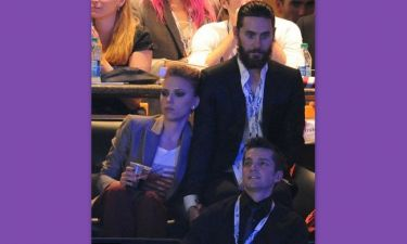 Scarlett Johansson: Τι τρέχει με τον Jared Leto;