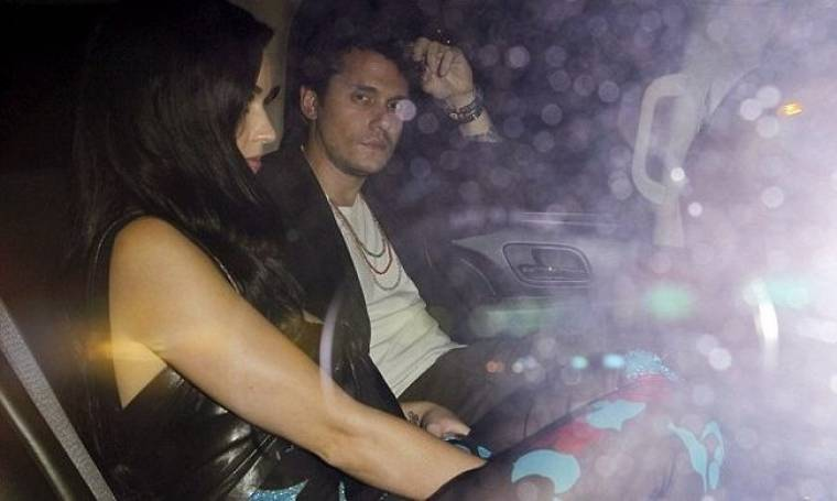 Katy Perry: Δείπνο με τον John Mayer μετά τα βραβεία