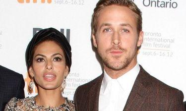 Ryan Gosling – Eva Mendes: Μαζί στο κόκκινο χαλί