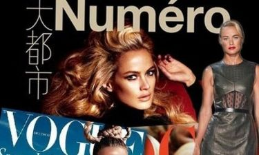 Carolyn Murphy: η επιστροφή του supermodel στις πασαρέλες