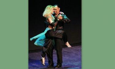 Η Πέμυ Ζούνη χορεύει tango! (φωτό)