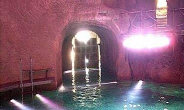 Ιταλία: Υπόγεια πισίνα σε σπηλιά για τα όργια είχε ο Μπερλουσκόνι!