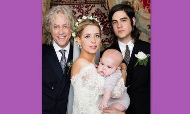 Παντρεύτηκε η Peaches Geldof