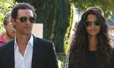 Camila Alves: Τι λέει για την απώλεια κιλών του Matthew McConaughey