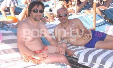 Νινιάδης-Τζόρτζεβιτς: Δυο πρώην συμπαίκτες στην Μύκονο