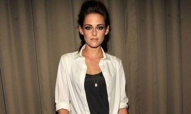 Ποιος ηθοποιός είναι ξετρελαμένος με την Kristen Stewart;
