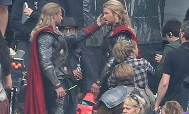 Chris Hemsworth: Ο Thor και ο… σωσίας του!