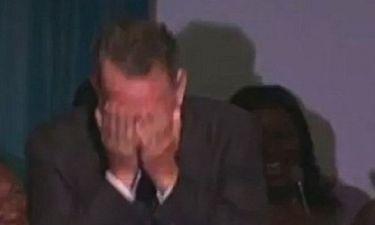 Λύγισε ο Tom Hanks στον επικήδειο του «Γίγαντα»
