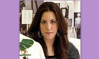 Μαίρη Κατράντζου: Υποψήφια στα «British Fashion Awards»
