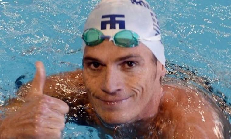Σπύρος Γιαννιώτης: «Δεν μπορώ να φανταστώ τη ζωή μου δίχως το κολύμπι»