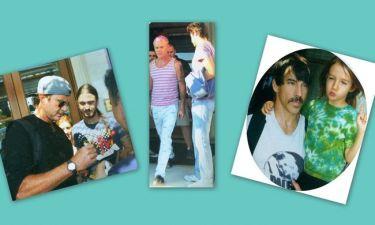 Όταν οι Red Hot Chili Peppers έκαναν τουρισμό στην Αθήνα