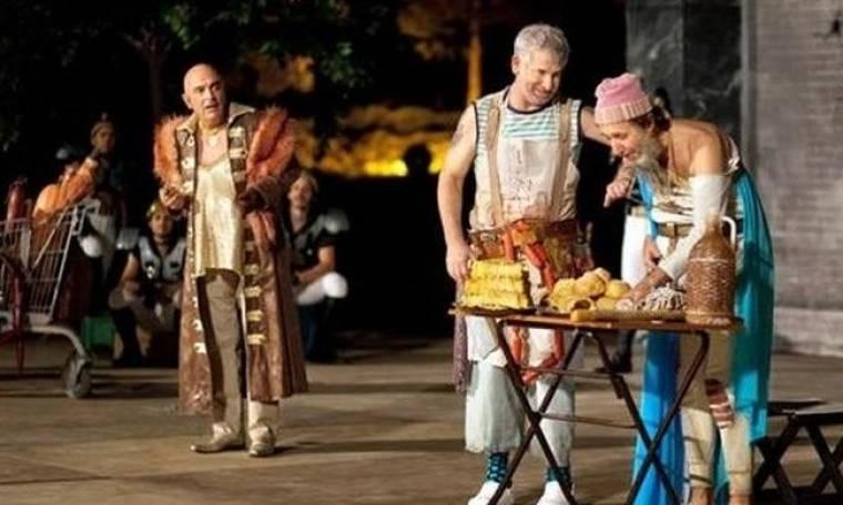 Ολοκληρώνεται σήμερα η περιοδεία της παράστασης «Ιππής»