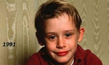 Η εξέλιξη του Macaulay Culkin (pics)