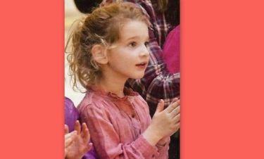 Αναστασία Ρουβά: Ένα στυλάτο παιδί!