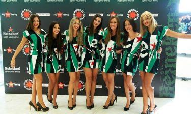 Η Heineken στους Red Hot Chili Peppers