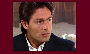Δείτε πώς είναι σήμερα ο Χοσέ Αρμάνδο από τη σειρά «Εσμεράλντα»