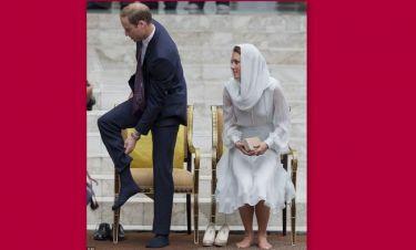 Το ξυπόλυτο πριγκιπικό ζευγάρι! (φωτό)
