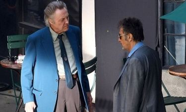 Al Pacino και Christopher Walken είναι οι Stand Up Guys!