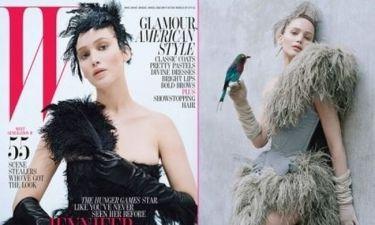 Σέξι και αγνώριστη η Jennifer Lawrence