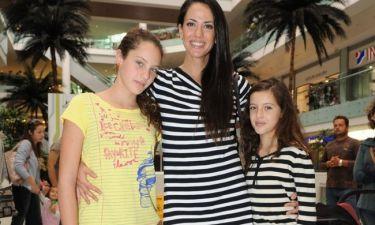 Εύη Αδάμ: Μοντέλα μάμα και κόρες