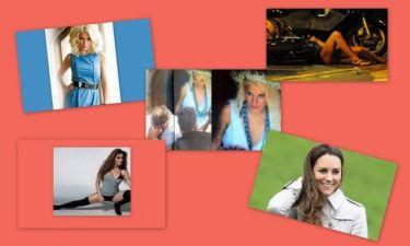 Η Ελένη Μενεγάκη με στεφάνι στα μαλλιά, η έγκυος Kate Middleton και η «διαφορετική» Αποστολία Ζώη!
