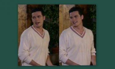 Δείτε την πρώτη τηλεοπτική  εμφάνιση του Αθανασίου στο «Dolce Vita»