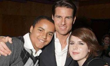 Δείτε τον Tom Cruise με τα παιδιά του πριν από 15 χρόνια!