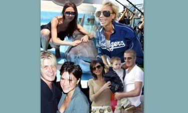 Victoria Beckham: Οι 12 φορές που χαμογέλασε στη ζωή της