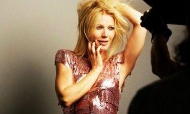 Συνεργασία της Gwyneth Paltrow με την εταιρεία Max Factor