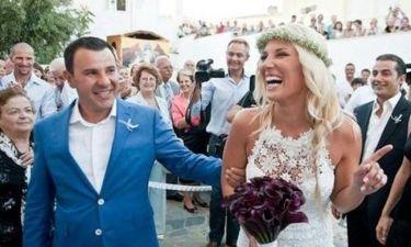 Ντόρα Κουτροκόη: «Διασκέδασα με την ψυχή μου την ημέρα του γάμου»