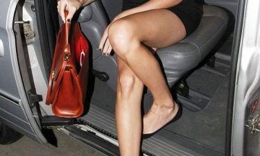 Τα τέλεια πόδια της…