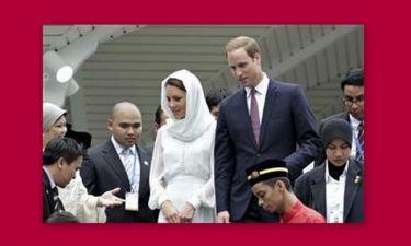 Kate Middleton: Αποκάλεσε την Αγιά Σοφιά… τζαμί!