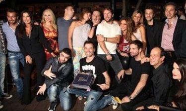 20 χρόνια Φοίβος: Το λαμπερό πάρτι πριν τη μεγάλη συναυλία