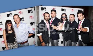 Το λαμπερό πάρτι του MTV