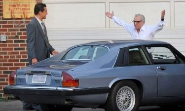 Ο DiCaprio, ο Scorsese και μια Jaguar!