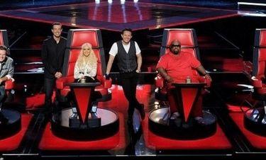 The Voice: Η Aguilera φεύγει, η Shakira έρχεται!