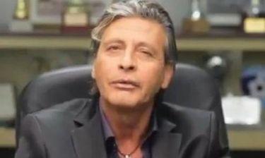 Τάκης Σπυριδάκης: «Αισθάνομαι βαθύτατα ηττημένος ως πολίτης»