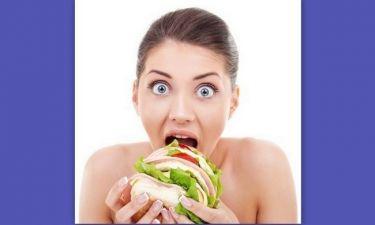 Τips για να συνδυάσετε το junk food με τη δίαιτα
