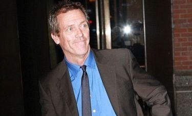 Hugh Laurie: Γιατί έφυγε εκνευρισμένος από την πρεμιέρα της ταινίας του;