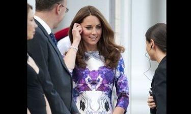 Σε πόση ώρα ξεπούλησε το φόρεμα που φόρεσε η Kate Middleton;