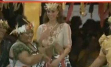 William-Kate Middleton: Δείτε τον χορό τους σε γιορτή ιθαγενών!