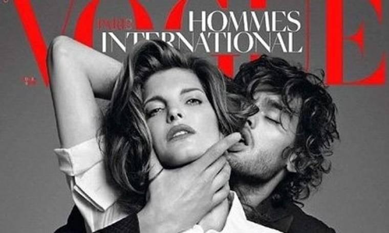 Θα απαγορευτεί το εξώφυλλο του νέου τεύχους του Vogue Hommes International;