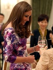 Kate Middleton: Χάθηκε το δαχτυλίδι της και φούσκωσε η κοιλιά της!