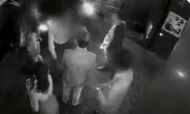 Κάμερα ασφαλείας κατέγραψε τη νέα παράβαση της Lindsay Lohan