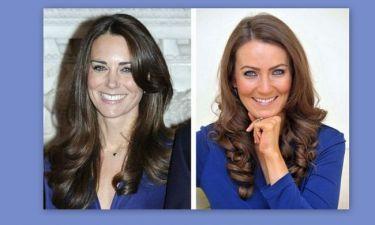 Kate Middleton: Η «δίδυμη» αδερφή της!
