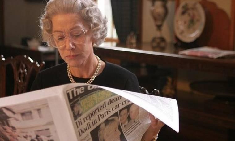Helen Mirren: Και πάλι Βασίλισσα