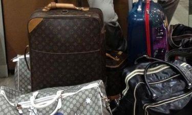 Στο αεροδρόμιο ο…