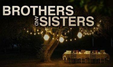 Πόσο μοιάζει η σειρά του Παπακαλιάτη με το «Brothers and sisters»;