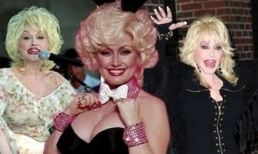 Τότε και τώρα: Dolly Parton, ένα μπούστο στο πέρασμα του χρόνου