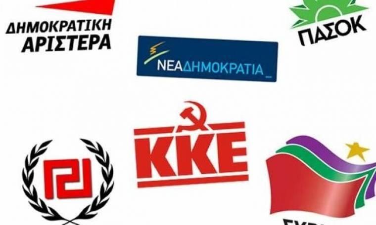 Νέα δημοσκόπηση: Προβάδισμα ΝΔ με 24.2%, έναντι ΣΥΡΙΖΑ με 23.1%